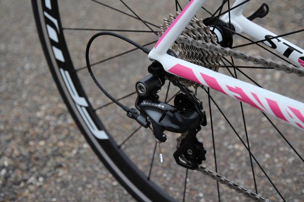 Levante met 11 speed Ultegra